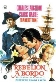Rebelión a bordo (La tragedia de la Bounty)