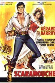 La máscara de Scaramouche (1963)