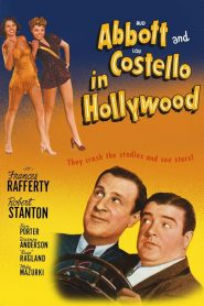 Bud Abbott and Lou Costello in Hollywood