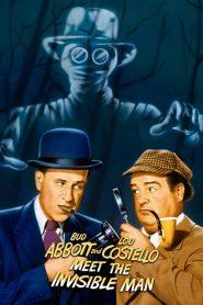 Abbott y Costello Contra el Hombre Invisible (Subtitulada)