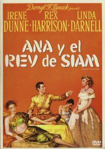 Ana y el rey de Siam