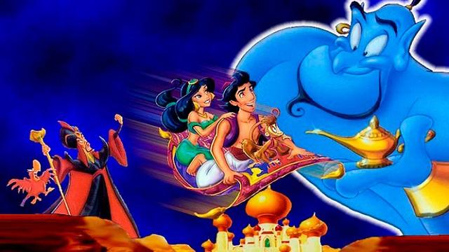 Aladdin (Aladino)