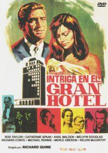 Intriga en el Gran Hotel